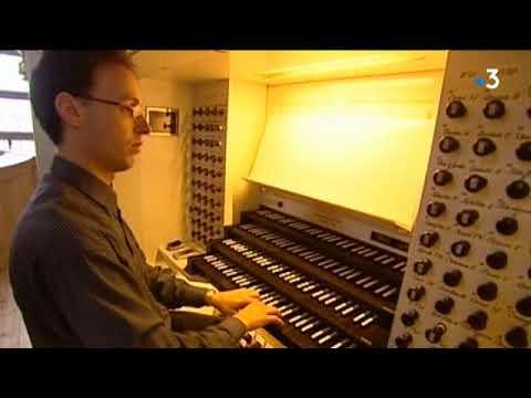 Strasbourg : Daniel Kern, une grande figure du monde de l'orgue, disparaît - - France 3 Grand Est