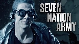 Repeat youtube video COMIC FILMS || Seven Nation Army (collab w/ djcprod)