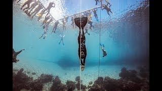 Free Immersion Diver Goes 107 Meters Deep (351 ft)