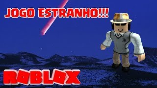 💀 SEHR STRANGE GAME CREATED VON BADCC IN ROBLOX 💀