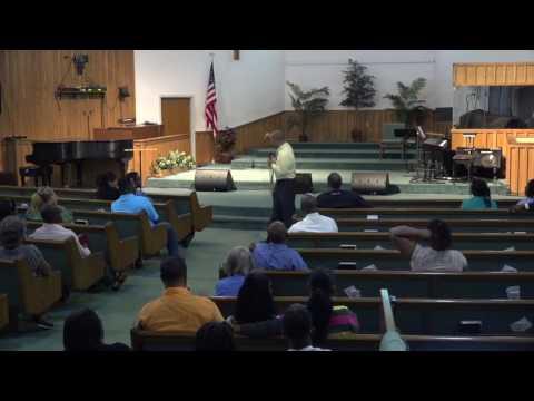 June 9, 2016 Week of Prayer: I Can't Get No Satisfaction