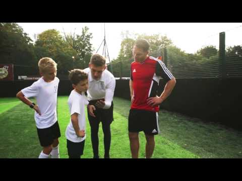 Recreating some memorable goals with John Rankin | 121 Sports Coaching