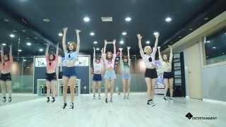 소나무(SONAMOO) - 빙그르르(Round N Round) 안무영상(Dance Practice)