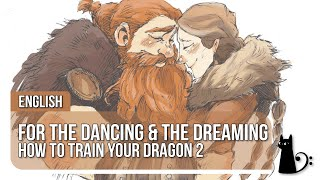 """For the Dancing and the Dreaming"" (HTTYD) Vocal Cover by Lizz Robinett"