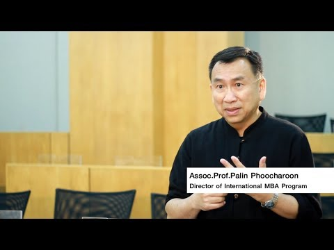 International MBA in Asia Pacific Business NIDA Business School