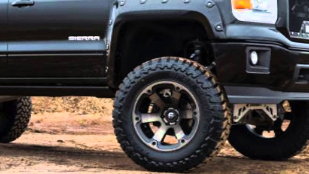Fuel D564 Beast Wheels - YouTube