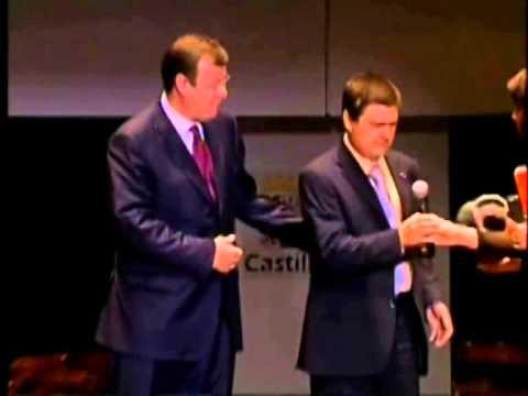 Premio a TECHNOSITE en 2006 en CYL