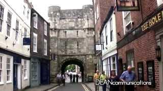 York, England - Roman Legions to Medieval Minster