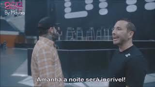 Backstreet Boys DNA world tour -  Making of  legendado