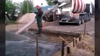 Fundament pod silos bin