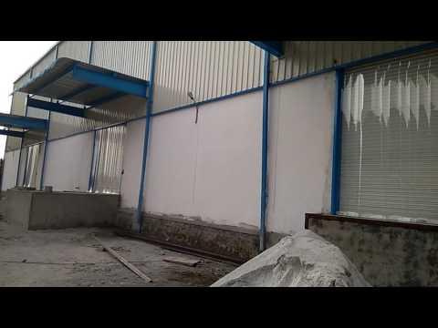 PVC Strip Curtains  - Warehouse Project Banaglore