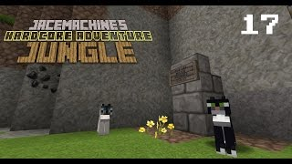 "MINECRAFT: Hardcore Jungle | 17 | ""Funeral for a Furry Friend"""