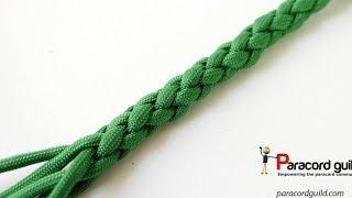 Round sinnet- ABoK 3021- round braid tied another way