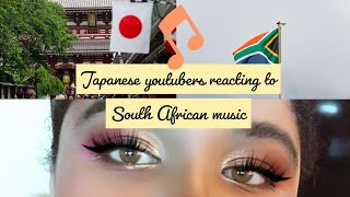 Japanese Youtubers React to South African Music/AMAPIANO , MASTER KG, JERUSALEMA , NASTY C etc