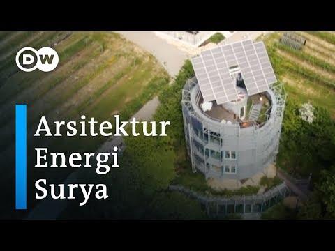 Rumah Energi Surya Bagi Kota Masa Depan