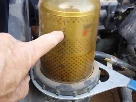[DIAGRAM_38IS]  Detroit Diesel 12.7 L engine fuel filter change - YouTube   Detroit Diesel Fuel Water Separator Filter      YouTube