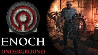 видео: Обзор эрзац-игры Enoch Underground