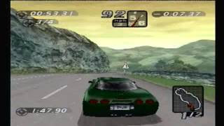 Need For Speed High Stakes PS1: Route Adonf Hot Pursuit