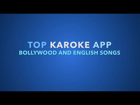 Top karaoke App for android