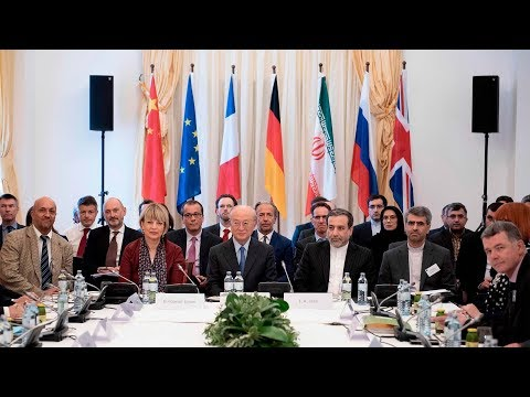 European, Chinese officials meet to salvage nuclear deal