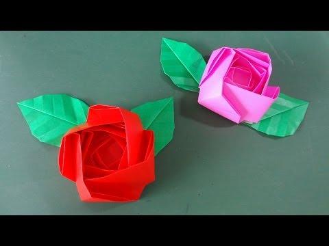 クリスマス 折り紙 折り紙バラの葉折り方 : matome.naver.jp