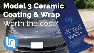 Tesla Model 3 Ceramic Coating Cost
