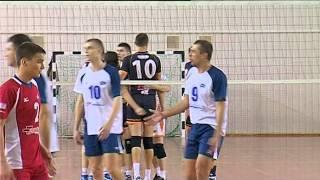 Волейбол. Фаворит - Барком-Кажани 1:3. Суперліга 2015/16, 4 тур, 1 гра