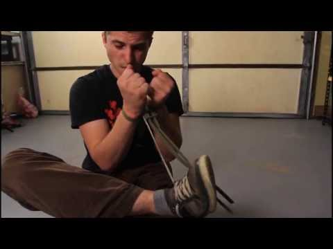 How to Escape from Cobra Cuffs or Plastic Handcuffs