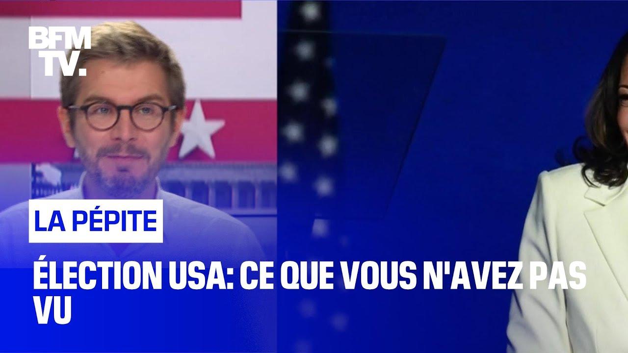 Élection USA: ce que vous n'avez pas vu