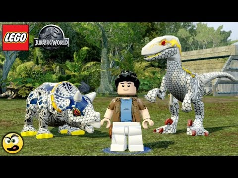 LEGO Jurassic World - Max Steel e seus Cyber Dinossauros - Caraca ...