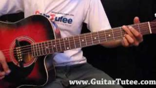 Nickelback - This Afternoon, by www.GuitarTutee.com