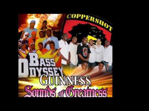 Bass Odessey Vs Coppershot [GUINNESS CLASH 2009]
