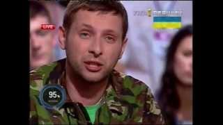 """Парасюк vs Наливайченко """"Не хочеш служити дай - хочеш служити дай"""""""