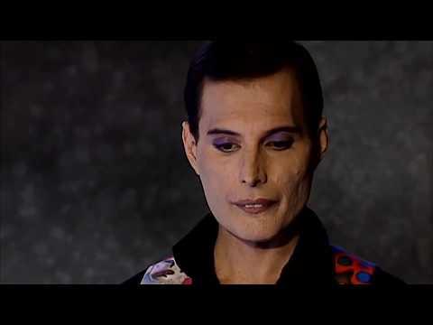 Freddie Mercury last video 1991