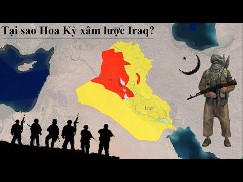 Tại sao Hoa Kỳ bất chấp LHQ để xâm lược Iraq?