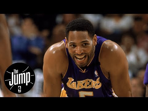 Robert Horry Compares Warriors to His Old Lakers Team   The Jump   ESPN