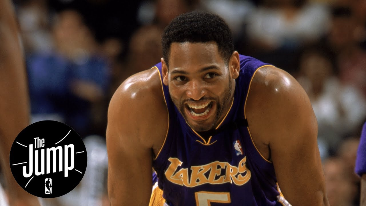 Robert Horry pares Warriors to His Old Lakers Team