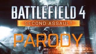 Video Battlefield 4 Second Assault Trailer PARODY download MP3, 3GP, MP4, WEBM, AVI, FLV Juli 2018