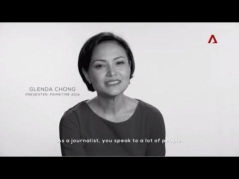 Glenda Chong, Presenter, Primetime Asia on Channel NewsAsia