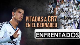 ENFRENTADOS por la pitada a Cristiano Ronaldo