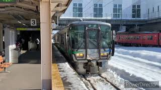(JR西日本城端線)キハ47・521系前編