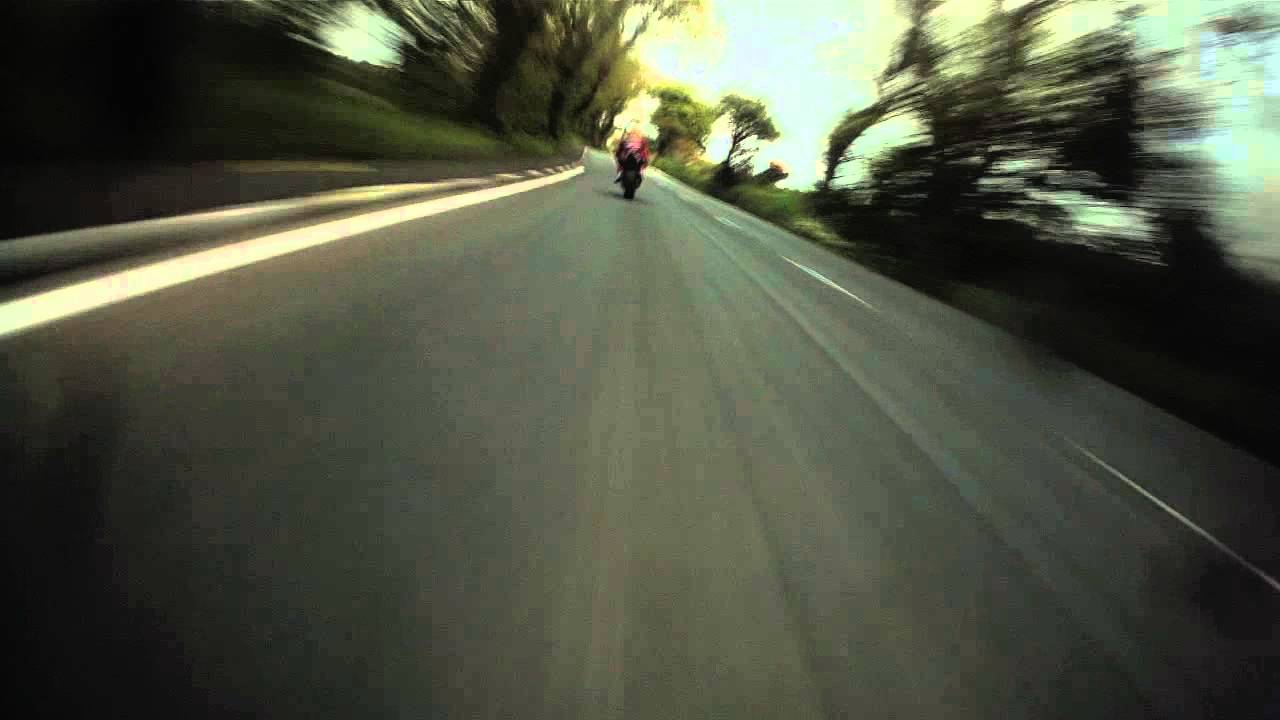 TT 2013 Superbike Race - On the limit!