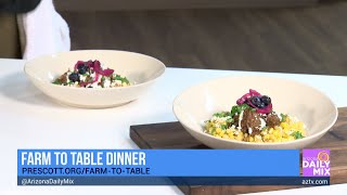 Meet Two of the Chefs From This Weekends Farm to Table Dinner at Mortimer Farms