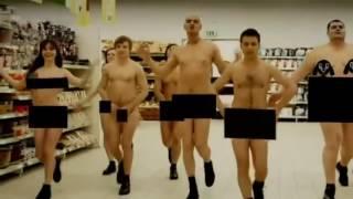 Смешная пародия на клип Nikita Веревки
