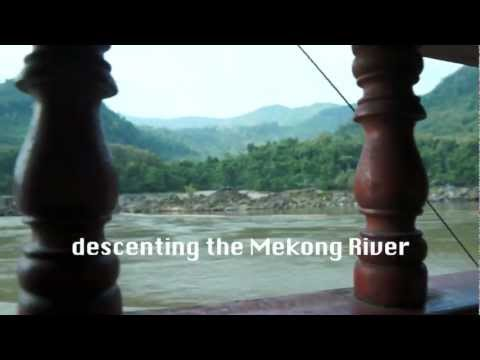 2 Days Slowboat, Huai Xai, Pak Beng, Luang Prabang.mov
