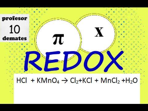 Redox TRUCOS medio acido ejercicios Balanceo 02