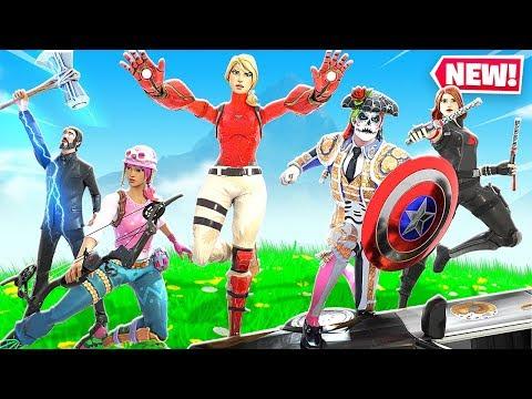 avengers endgame ltm game mode new in fortnite battle royale - new avengers game mode fortnite