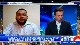 Libertad de prensa en Nicaragua, bajo amenaza