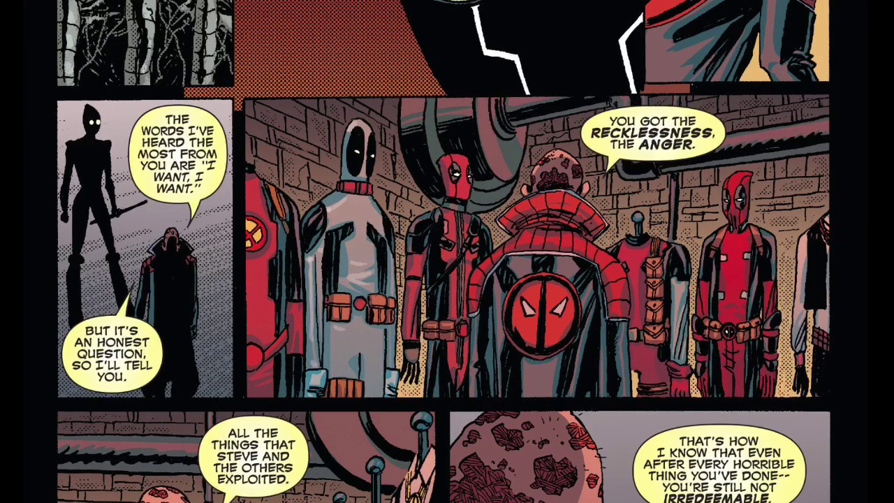 Deadpool 25 Review