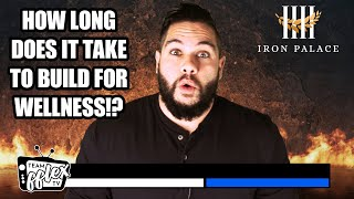 Wellness : How Long Does It Take To Build? | Iron Palace #88 | TeamFFLEX | Ryan Milton | Npc Ifbb